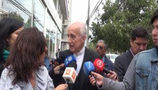 [VIDEO] Ex obispo de Valparaíso declaró en Fiscalía