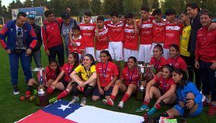 [VIDEO] Niños chilenos vencieron al Inter de Milán