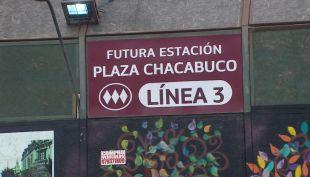 [VIDEO] Cuenta regresiva para la Línea 3 del Metro de Santiago