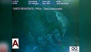 [VIDEO] Encuentran submarino argentino ARA San Juan