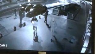 [VIDEO] El registro del millonario doble asalto en el Apumanque
