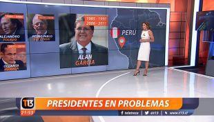 [VIDEO] La polémica jugada de Alan García