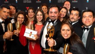 [VIDEO] Serie chilena gana en los premios Emmy