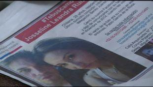 [VIDEO] Chilena lleva casi cuatro años desaparecida