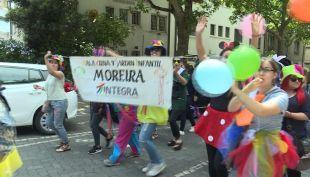 [VIDEO] Miles de niños afectados por paro Integra