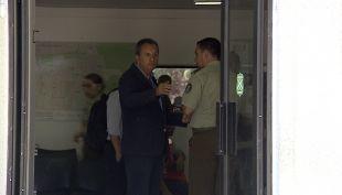 [VIDEO] Ex diputado Patricio Hales es acusado de agresión