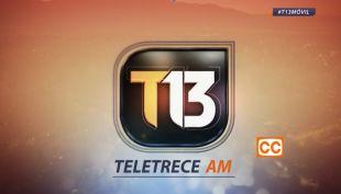[EN VIVO] Sigue la edición de T13 AM