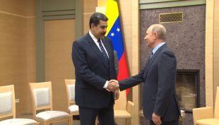 [VIDEO] Alianza entre Maduro y Putin inquieta a Estados Unidos
