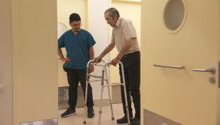 [VIDEO] Nuevas casas para adultos mayores en Huechuraba