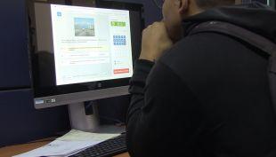 [VIDEO] Descubren trampa para pasar examen de conducir en Antofagasta
