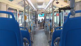 [VIDEO] Así son los nuevos buses eléctricos