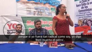 [VIDEO] Marisela Santibañéz en la polémica