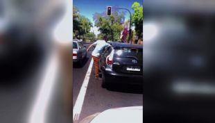[VIDEO] Chilenos son los más violentos al volante