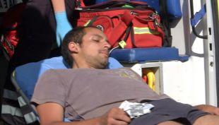 [VIDEO] Joven estuvo 13 horas atrapado en acantilado en Valparaíso