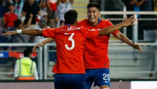 [VIDEO] Tomás Alarcón abre la ilusión con gol de penal sobre Venezuela