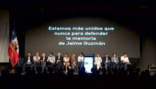 [VIDEO] UDI realiza homenaje a Jaime Guzmán