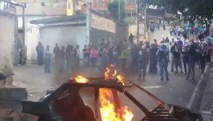 [VIDEO] Venezuela: Detienen a militares sublevados