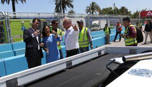 [VIDEO] Así son los autos que competirán en la Antofagasta Minerals Santiago E-Prix 2019
