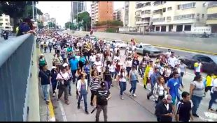 [VIDEO] Crisis en Venezuela
