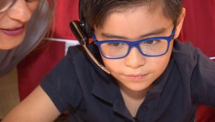 [VIDEO] Agustín, el niño fanático del Metro