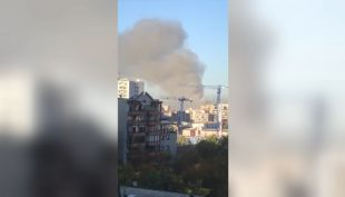 [VIDEO] Mujer muere en incendio de hotel