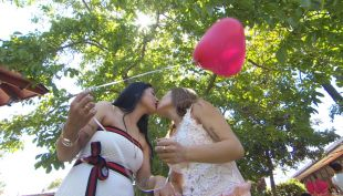 [VIDEO] 14 de febrero: Aumentan matrimonios y Acuerdo de Unión Civil