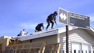[VIDEO] Daños por ventolera de más de 170 KM/H