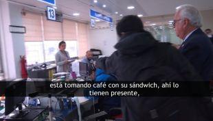[VIDEO] Polémica por desayuno en el trabajo