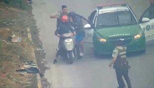 La Pintana: instalan cámaras de seguridad para combatir delincuencia