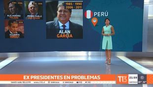 [VIDEO] Ex presidentes en problemas