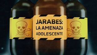 [VIDEO] Reportajes T13: Jarabes, la amenaza adolescente