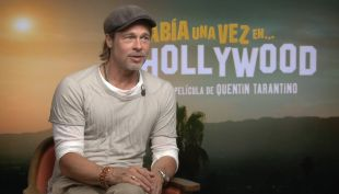[VIDEO] Brad Pitt en exclusiva con T13: Los secretos de Once Upon a Time in Hollywood