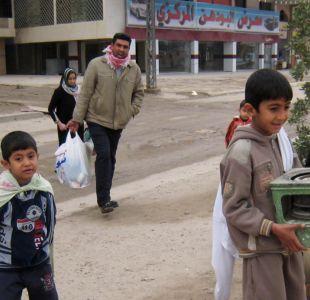 La venganza espera a las familias de los combatientes del EI en la provincia de Anbar en Irak
