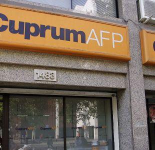Superintendencia de Pensiones oficia a Cuprum por encuestas sobre las AFP
