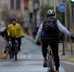 Ciclovías en Santiago aumentarán en 49% a 2016