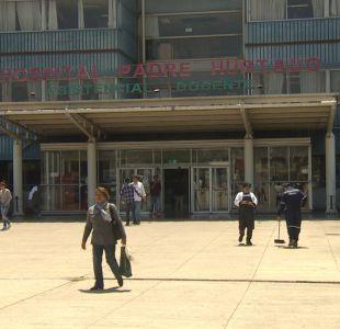 70 doctores del Hospital Padre Hurtado presentarán su renuncia