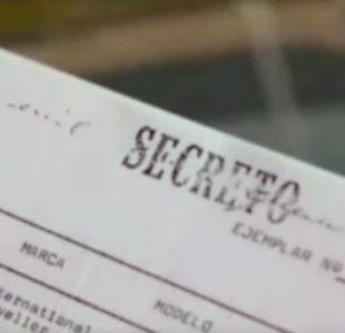 Contacto: Secretos del Gran Secuestro