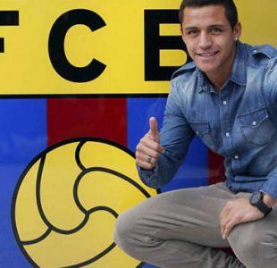 El sueño de Alexis Sánchez desde Tocopilla a Barcelona