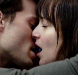 50 sombras de Grey: Esto es lo que le susurra Jamie Dornan a Dakota Johnson en las escenas de sexo