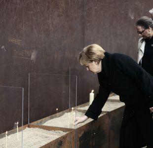 Angela Merkel: No sólo siento alegría, también siento la responsabilidad histórica en este aniversa