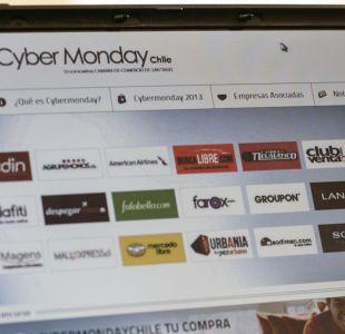Cyber Monday generó en total transacciones por 76 millones de dólares