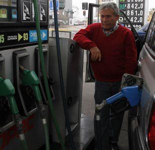 Enap: Precios de las bencinas sube $5 por litro desde hoy