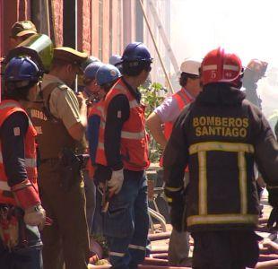 Encuentran cuerpo en el cité incendiado en Barrio Yungay