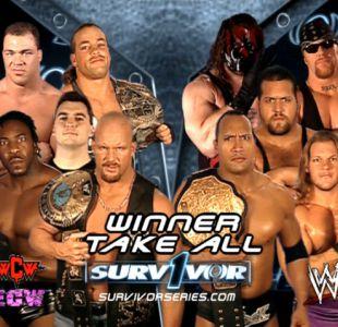 WWE: 10 combates memorables en la historia de Survivor Series