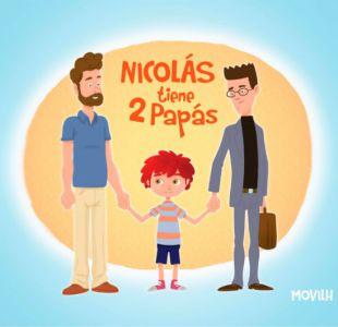 """Justicia rechaza recurso contra """"Nicolás tiene 2 Papás"""""""