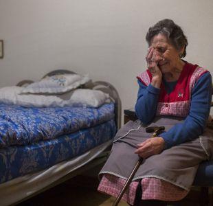 Anciana de 85 años es desahuciada en Madrid por avalar préstamo de su hijo