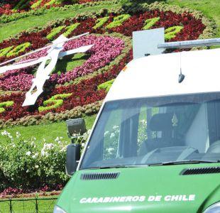 Concejal de Viña del Mar anuncia acciones legales por nuevo ataque al Reloj de Flores