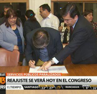 Registro Civil y SML entre los servicios más afectados por paro de la ANEF