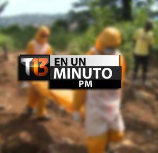 [VIDEO] #T13enunminuto: Sepultureros en huelga dejan cadáver en entrada de hospital en Sierra Leona