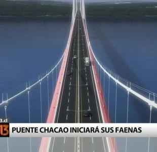[T13] Así será el polémico Puente de Chacao que unirá el continente con la Isla de Chiloé